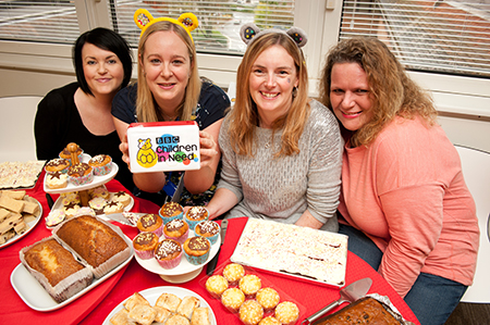 Children in need bake sale 450