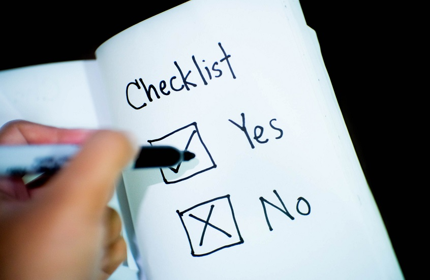 Banking Business Checklist Commerce 416322