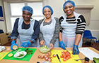 Food safety training in Hackney